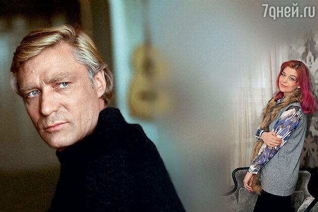 Александр Михайлов и Ольга Кузнецова