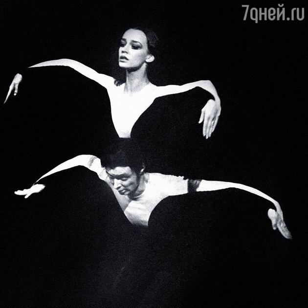Наталья Трубникова и Анатолий Кулаков