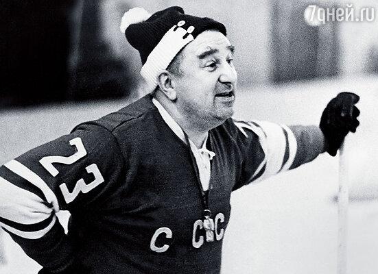 Тарасов настраивал игроков: «Терпите! Не страшно, если вернетесь без уха или без глаза: зашьем, вставим. Зато привезете медаль»