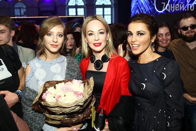 Лиза Арзамасова, Ирина Медведева, Сати Казанова