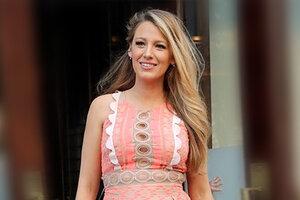 7 самых удачных нарядов беременной Блейк Лайвли
