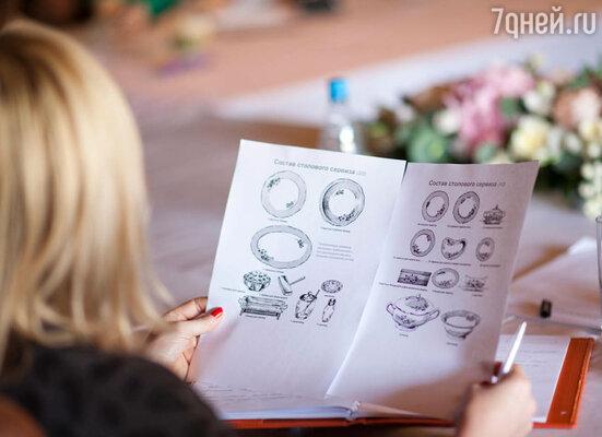 Как рассадить гостей, по-английски или по-французски? И как правильно сервировать стол?