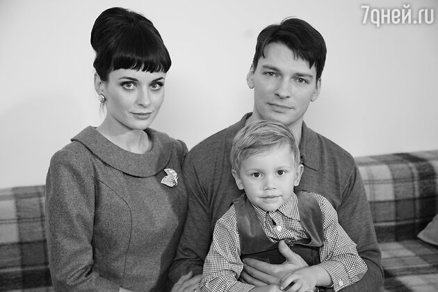 Екатерина Олькина и Даниил Страхов