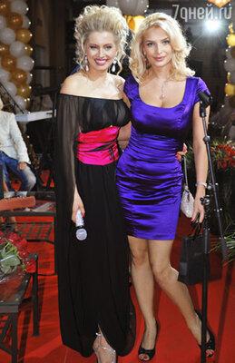 Лена Ленина и Татьяна Котова