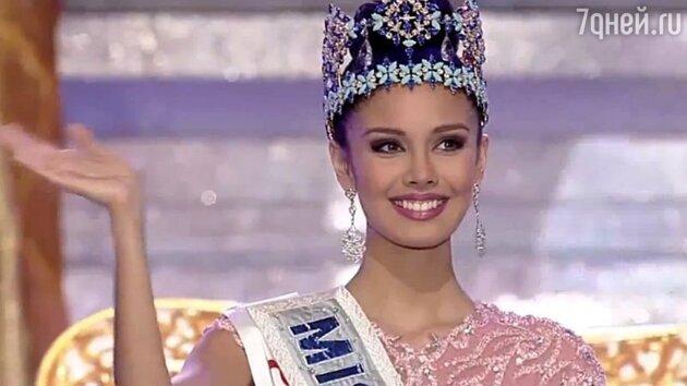 Мисс Мира-2013 Меган Янг