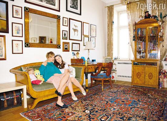 Детская Василисы в классическом стиле