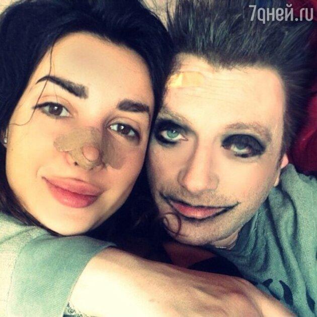 Глеб Самойлов и Татьяна Ларионова