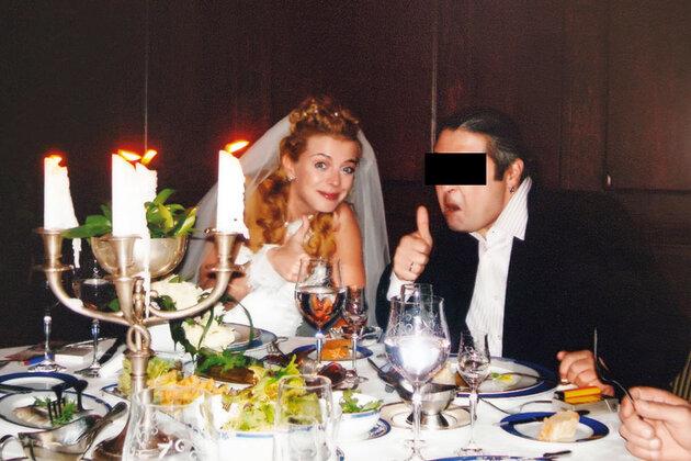 Свадьба Кристины Кузьминой и Дмитрия Месхиева