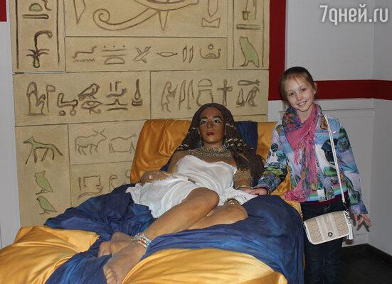В египетском музее