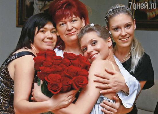 Мама и сестры — мой самый  надежный тыл, люди, на которых я всегда могу положиться