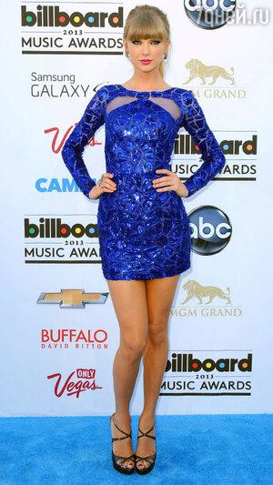 Тейлор Свифт на церемонии 2013 Billboard Music Awards