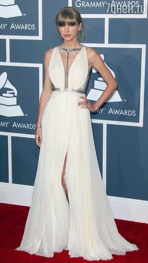 Тейлор Свифт на вручении премий «Грэмми-2013»