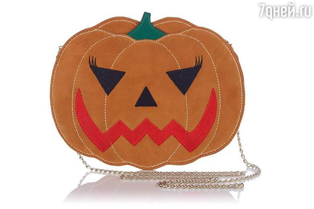 Сумочка к Хэллоуину от Charlotte Olympia