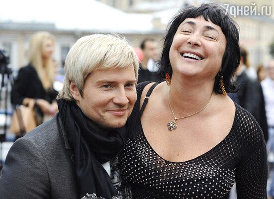 Лолита Милявская и Николай Басков