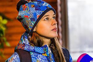 Катерина Шпица освоила новую специальность