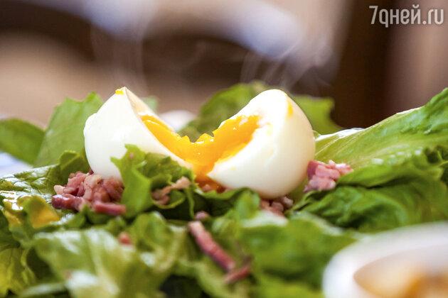 Салат по-лионски: рецепт от шеф-повара Мишеля Ломбарди
