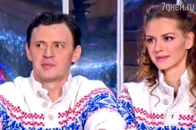 Лянка Грыу и Максим Маринин