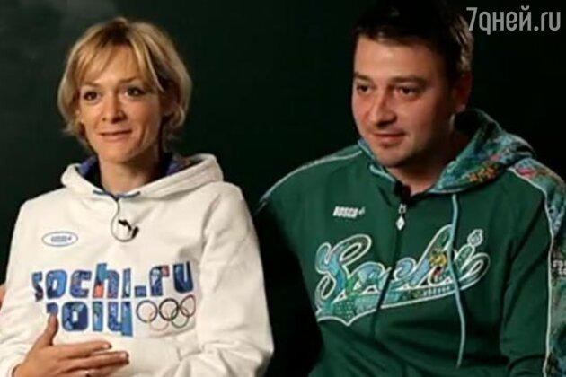 Алена Денкова и Петр Кислов