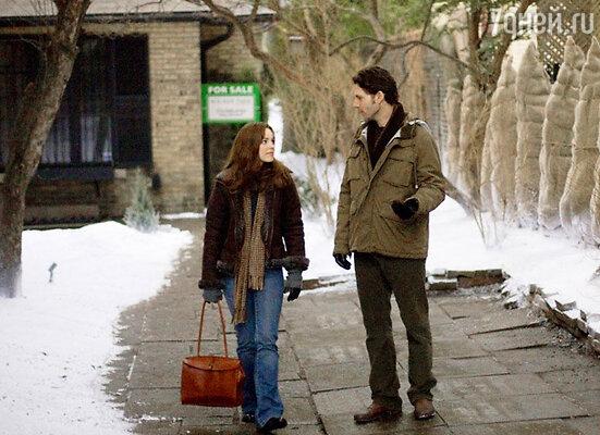 Кадр фильма «Жена путешественника во времени»