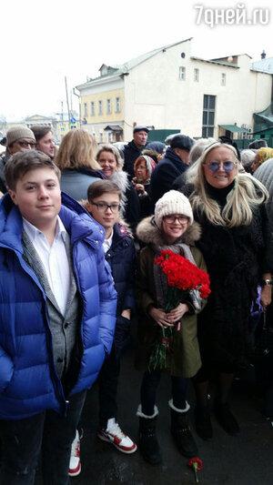 Степан и Татьяна Михалковы