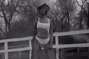 Видео дня: Тизер клипа Бейонсе «Drunk in Love»