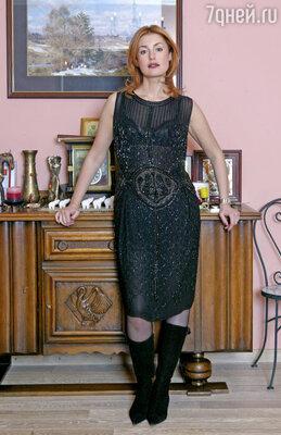 Маша — настоящая русская красавица, олицетворение доброты и сострадания
