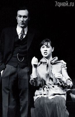 Автор пьесы обещал роль Сапожниковой мне, но Марк Анатольевич решил по-другому