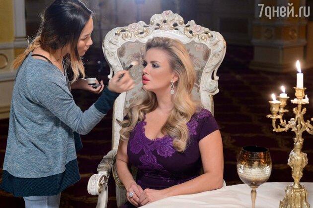 Съемки нового клипа Анны Семенович и певца Марта Бабаяна на песню «Люби»