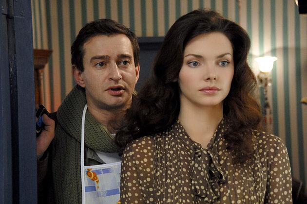 Константин Хабенский и Елизавета Боярская