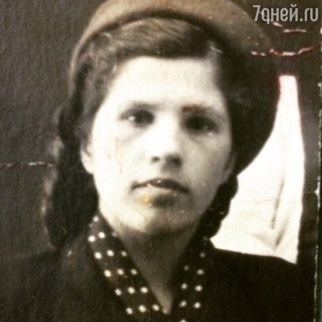 Бабушка Виктории