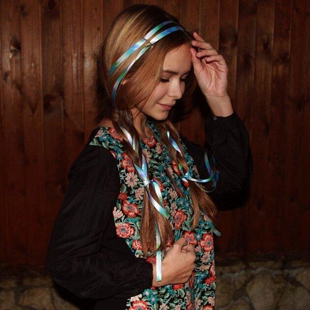 Дочь певца Дмитрия Маликова Стефания продолжает завоевывать сердца пользователей Интернета
