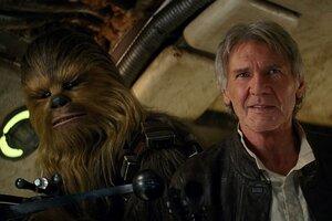 Вышел новый трейлер фильма «Звездные войны: Пробуждение силы» с Харрисоном Фордом