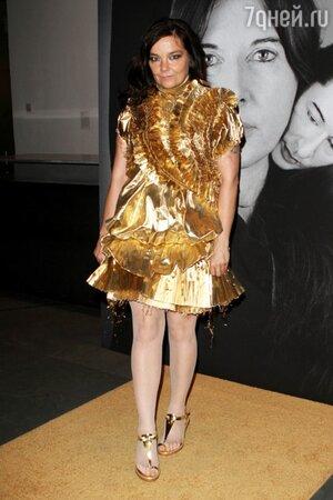 ����� � ������ �� Givenchy �� �������� �������� ������ ��������� � ���-����� � 2010 ����
