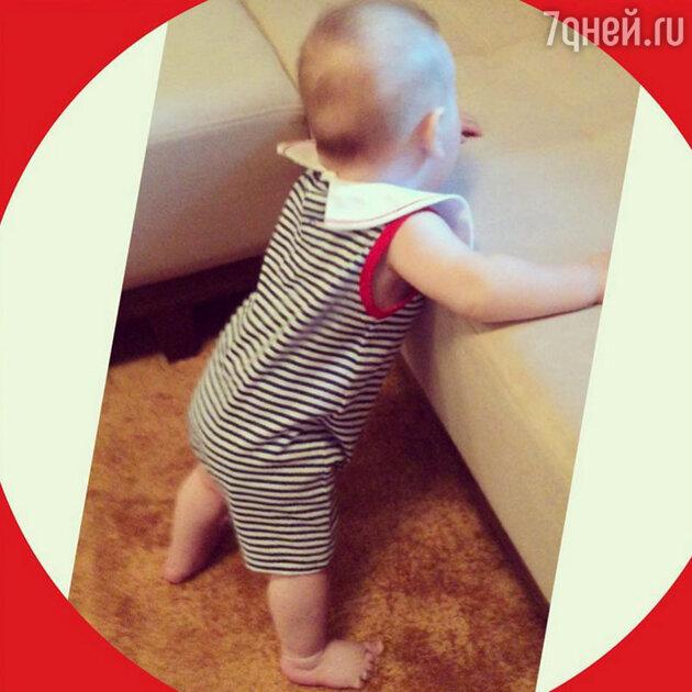 Младший сын Марии Кожевниковой