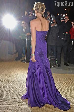 Княгиня Монако Шарлен в платье Ralph Lauren