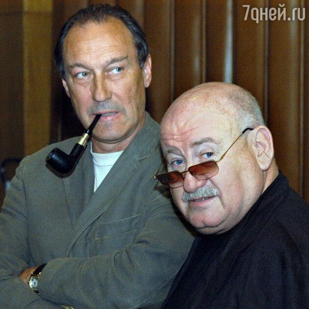 Олег Янковский, Марк Рудинштейн