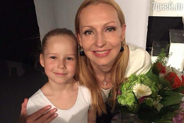 Настя и Илзе Лиепа