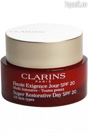 Дневной крем  Multi-Intensive SPF 20 от Clarins
