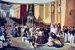 Фото репродукции картины «Праздник тела Христова» работы М. К. А. Бехарано. Мадрид
