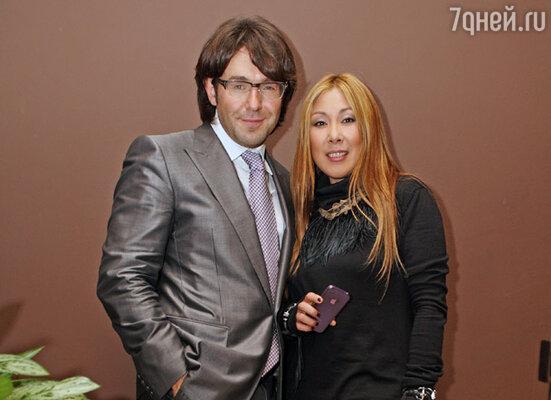 Андрей Малахов и Анита Цой