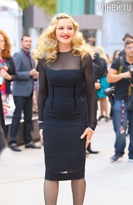 Мадонна. Торонто, 2011 г.