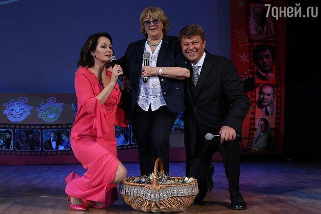 Ольга Кабо, Дмитрий Губерниев, Алла Сурикова