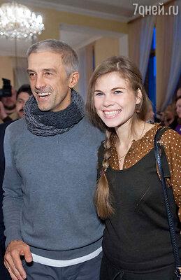 Эдуард Бояков (слева)