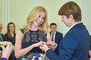 Как это было: в Сети появилось видео со свадьбы Ягудина и Тотьмяниной