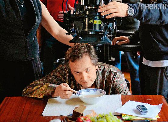 Оператора Андрея Макарова сейчас интересует, что ест Андрей Соколов