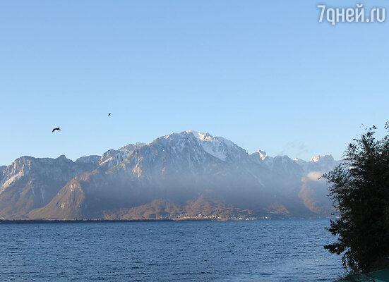 Свежий воздух Швейцарии, заснеженные горы, Женевское озеро с лебедями, умиротворяющая атмосфера Монтре – все это дает невероятное ощущение гармонии