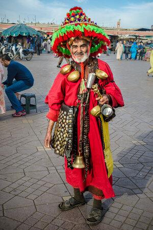 Марокканский водонос
