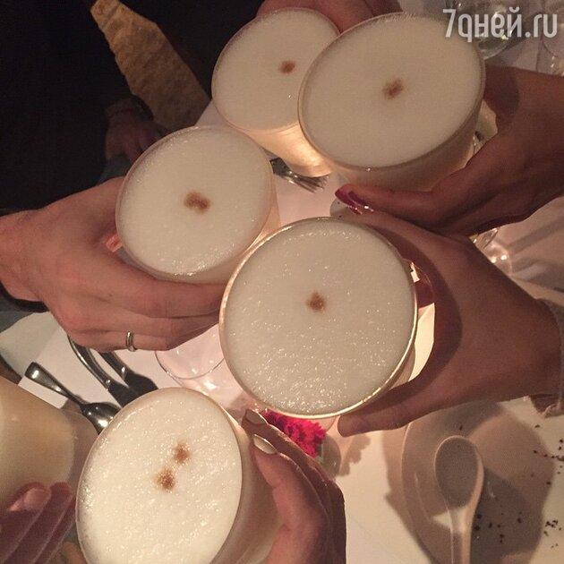 Напиток Перу