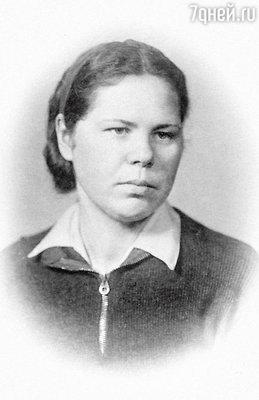 Бабушка Зинаида Константиновна Чайковская