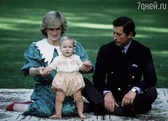 Диана возлагала большие надежды на брак с принцем Чарльзом